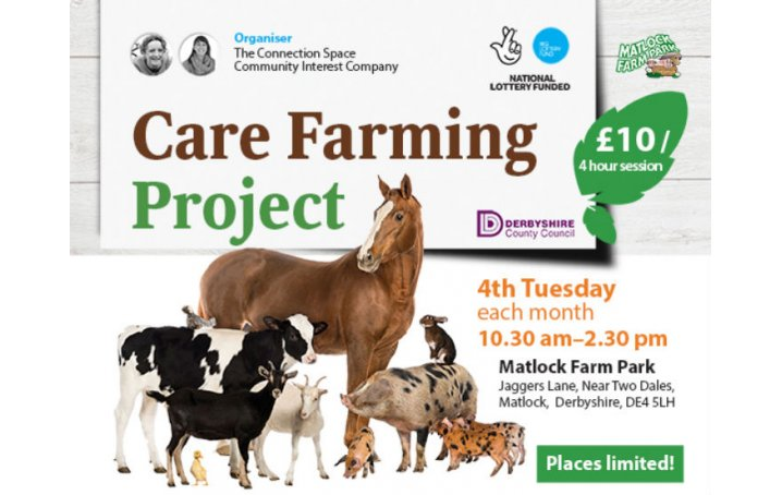 Care Farming Project - for People with Dementia or…