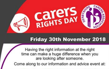 Carers Rights Day - Information…