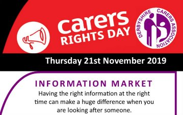 Carers Rights Day Information…