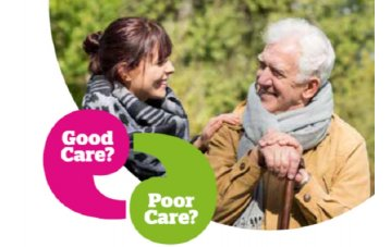 Healthwatch Derbyshire want carers to share their thoughts & experiences
