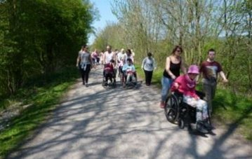 Stroll and Roll - accessible walks
