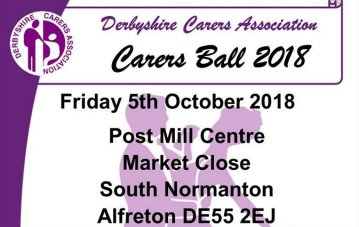 Derbyshire Carers Association Annual Carers Ball