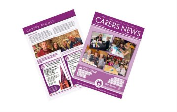 Derbyshire Carers Association - Autumn/Winter Newsletter