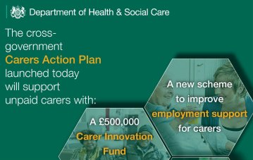 Government Carers Action Plan 2018-2020