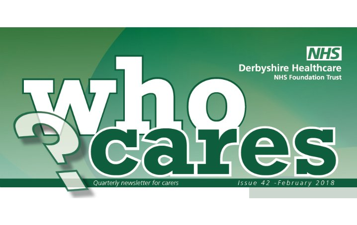 Who Cares Carers Newsletter…
