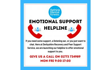 Emotional & Mental Health Support During COVID-19