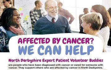 Affected by Cancer? Need to Talk?