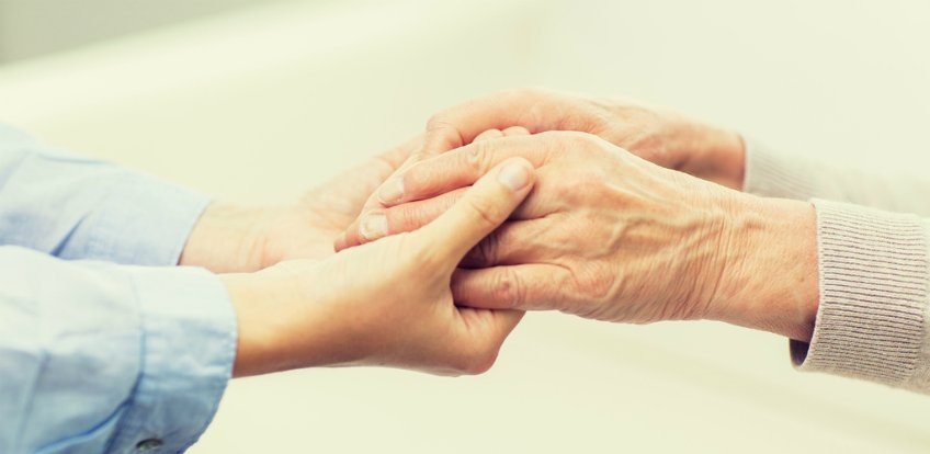 Caring for someone nearing end of life